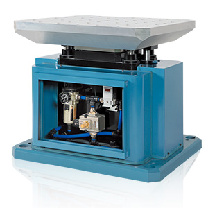 VAB series pneumatic collision test machine